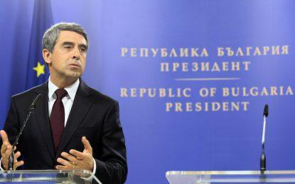 Плевнелиев призова парламента да чуе референдума