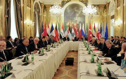 Виенски мир за Сирия – с Асад, но за колко време