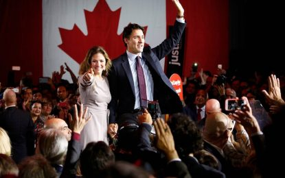 Десните загубиха в Канада след 10 години на власт