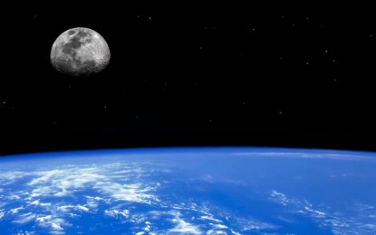 Бензиностанция на Луната ще направи мисията до Марс по-евтина