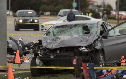 Пиян шофьор уби 4 и рани 44 на парад в САЩ