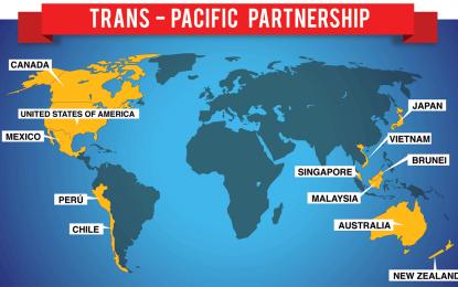 САЩ свалиха търговските граници в Тихия океан