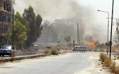 """Войските на Асад, с """"Хизбулла"""" и Русия настъпват към Алепо"""
