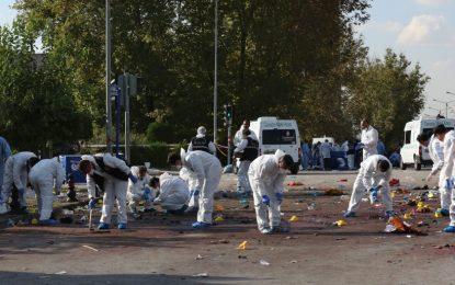 Прокуратурата в Турция със своя версия за атентата в Анкара