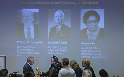 Японец, ирландец и китайка поделят Нобела за медицина