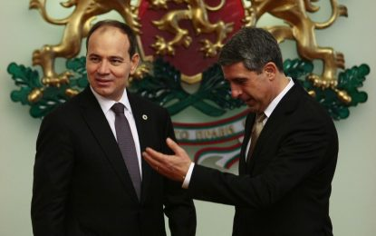 "Плевнелиев иска Балканите да декларират, че не са ""буре барут"""