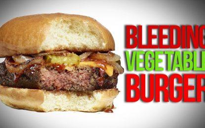 Компания за бургери без месо събра $108 млн.