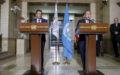 ООН и Червеният кръст с остра критика към световните лидери