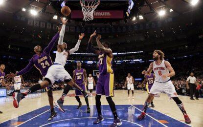 """Избрано от НБА: Коби изгуби последния си мач в """"Медисън Скуеър Гардън"""""""
