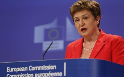 Кристалина Георгиева призова за мерки срещу трафика на хора