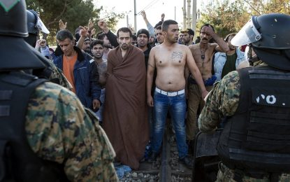 Хиляди имигранти в плен между границите на Балканите