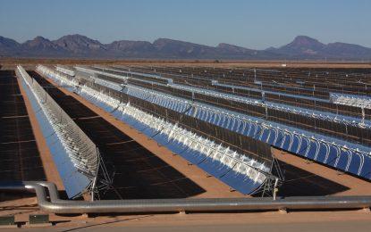 Мароко ще захранва милион души с ток от слънцето