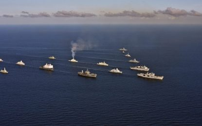 НАТО показва мускули на Русия и света