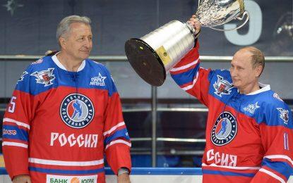 Русия аут от спортни състезания заради допинг