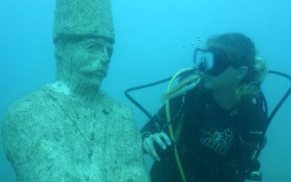 Първият музей под вода в Европа отвори… в Турция
