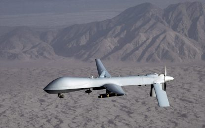 US дроновете си имат пилоти. И те също плачат