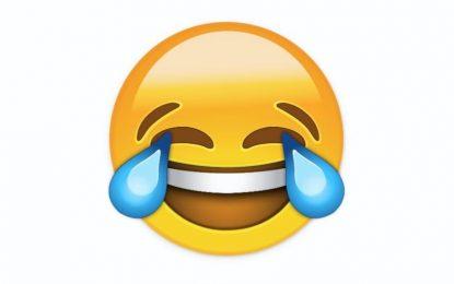 Оксфорд избра емоджи за думата на 2015