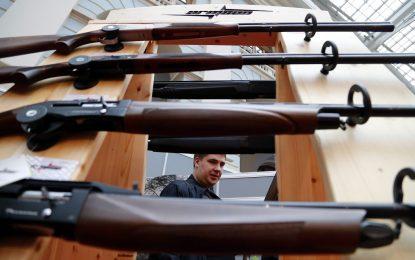 Брюксел затяга контрола над оръжията
