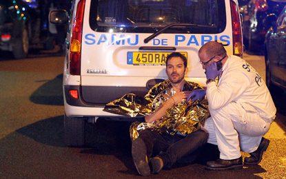 Вълна на съчувствие към Франция