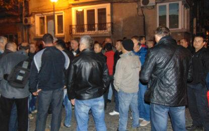 МВР-синдикати: Партиите да стоят настрана от протестите
