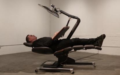 Работното място на бъдещето – мързеливо, но удобно