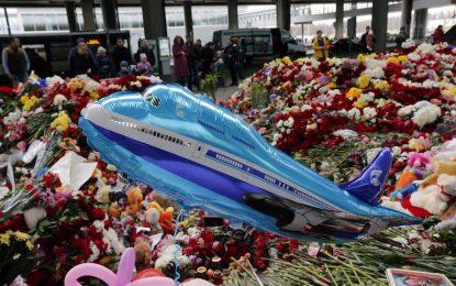 Бомба е свалила руския самолет, твърдят САЩ и Великобритания