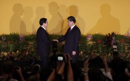 Първа среща между лидерите на Китай и Тайван от 60 години