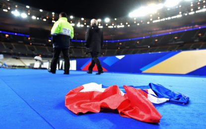 """Гард мюсюлманин спрял атентатор на """"Стад дьо Франс"""""""