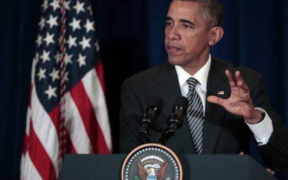 """Обама се зарече да унищожи """"Ислямска държава"""""""