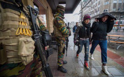Удължава се извънредното положение в Брюксел