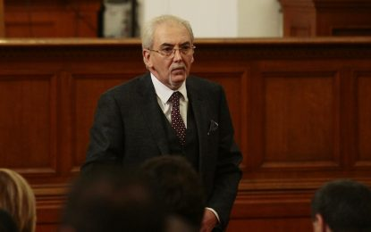 ДОСТ готова да издигне Местан за президент