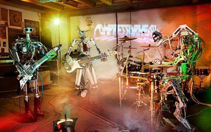 Банда роботи си търси певец