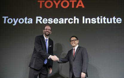 Toyota разработва изкуствен интелект за $1 млрд.
