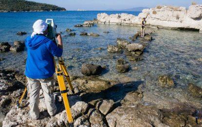 Древен остров бе открит в Егейско море