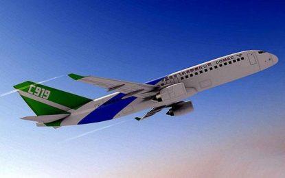"""""""Мade in China"""" вече е и върху пътнически самолет"""