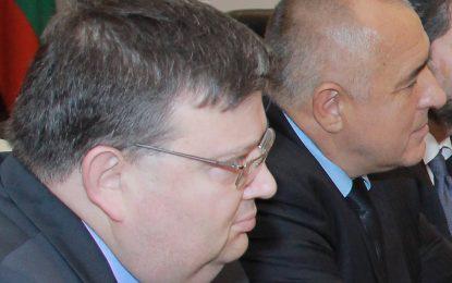 """""""Ало, Сотире"""": Борисов натиснал Цацаров да погне Янева"""