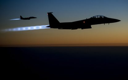 Франция отвърна с бомби в сърцето на халифата