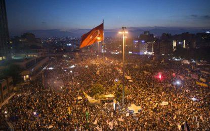 """Още 28 осъдени участници в """"турската пролет"""""""
