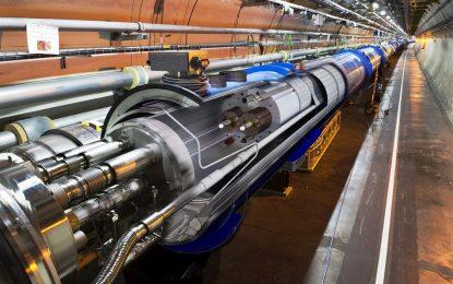 Китай строи най-големия ускорител на частици в света