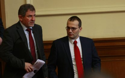 Депутати искат на светло всички агенти на шефски пост