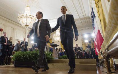 Обама защити Анкара за 17-те мига на Су-24