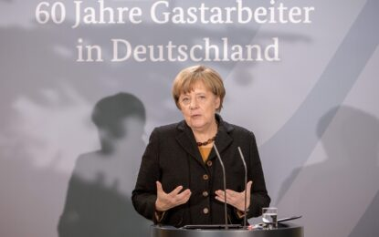 Меркел отказва да въведе лимит за бежанците в Германия