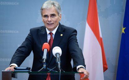 Австрия настоява за финансови санкции за членки на ЕС заради бежанците