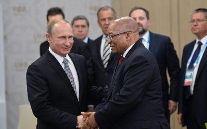Тихият възход на Русия в Африка