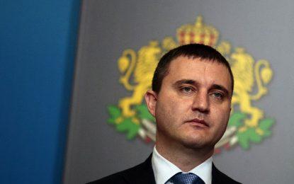 Горанов заплаши, че без Цачева няма бюджет за 2017 г.