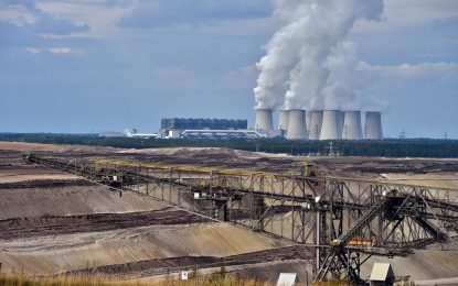 За първи път от 20 години търсенето на въглища е в застой
