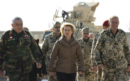 """Германия се включва в борбата с """"Ислямска държава"""" в Сирия"""