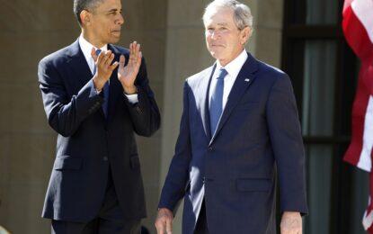 Демократите следват примера на Джордж Буш за мюсюлманите
