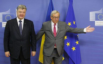 ЕК иска сваляне на визите за Украйна, Грузия и Косово