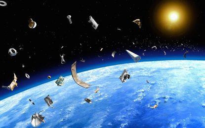 Китайска ракета ще рециклира космически боклук